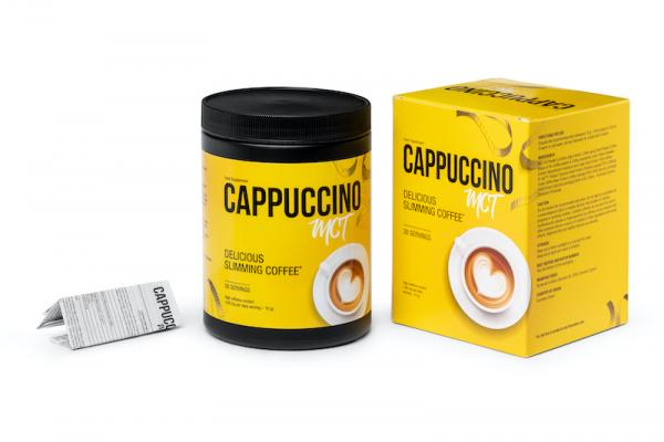 Suplement diety cappuccino mct2