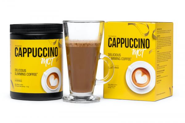 Suplement diety cappuccino mct3