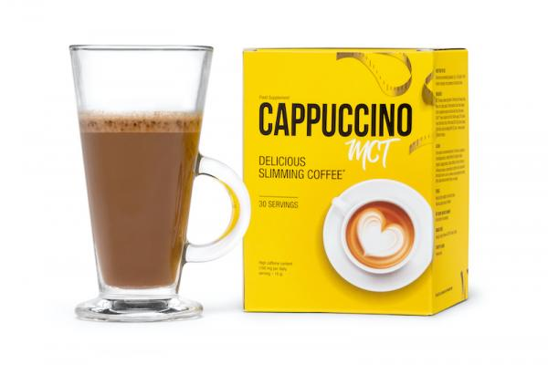 Suplement diety cappuccino mct4