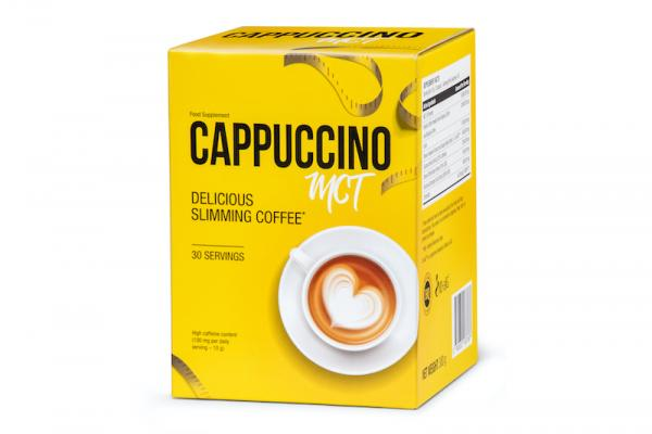 Suplement diety cappuccino mct5