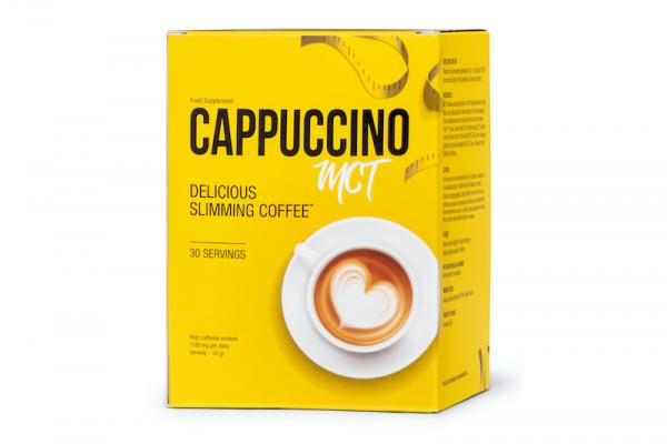 Suplement diety cappuccino mct6
