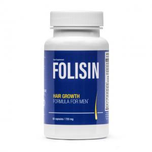 Suplement przeciw wypadaniu włosów folisin