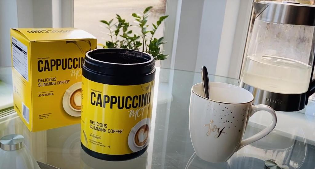 cappuccino mct kawa która podobno spala tłuszcz