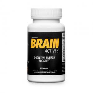 Brain Actives wsparcie dla mózgu