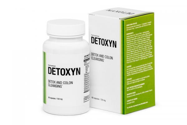 Naturalny detox organizmu z detoxyn
