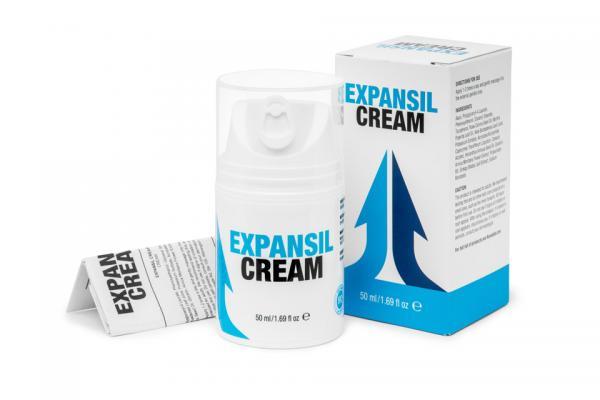 Expansil cream na powiększenie penisa