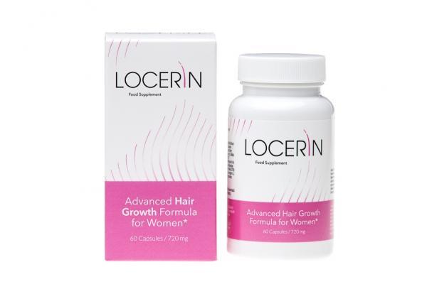 Suplement diety na wypadanie włosów locerin