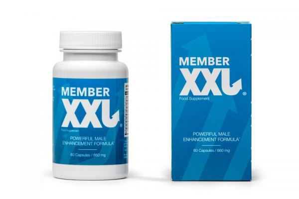 Suplement na potencje Member XXL