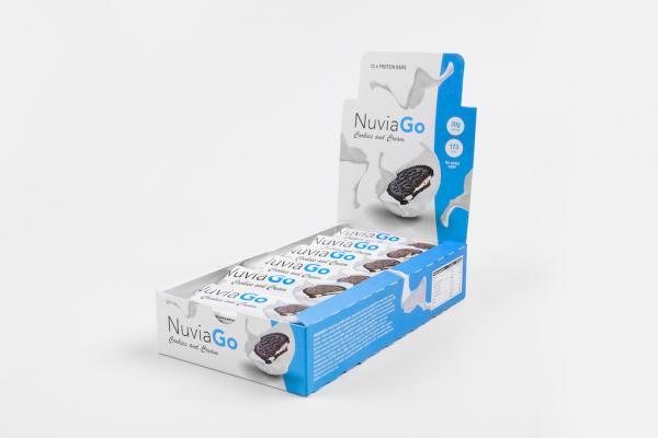 Batony proteinowe nuviago