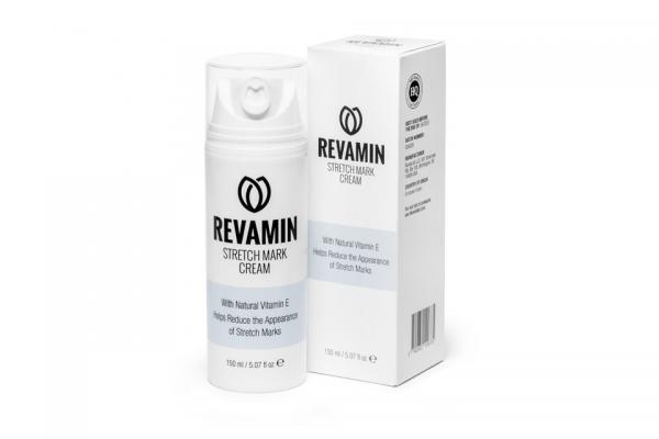 Suplement na rozstępy Revamin Stretch Mark