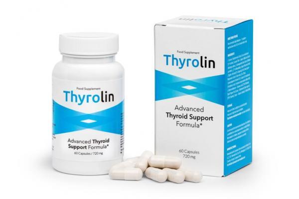 Suplement diety na tarczyce thyrolin