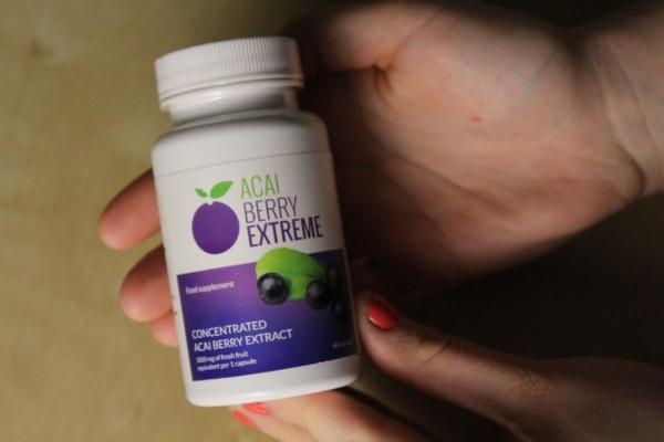 suplement diety acai berry extreme