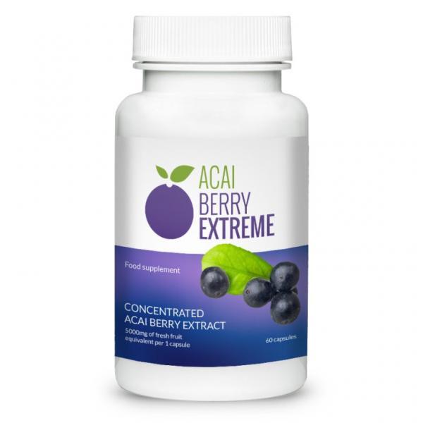 suplement diety wspomagający acai berry extreme