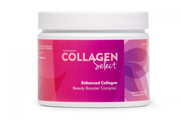 Suplement diety przeciw starzeniu się collagen select
