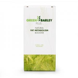 Suplement diety green barley plus na odchudzanie