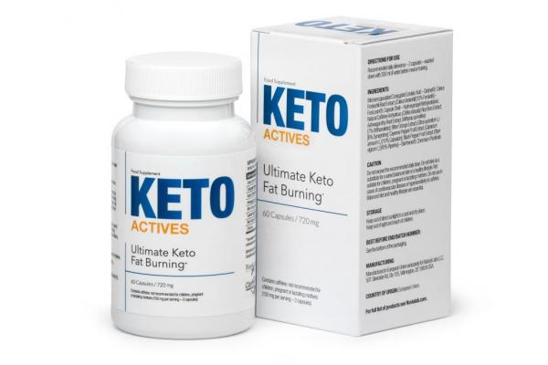 Suplement diety na odchudzanie ketoactives