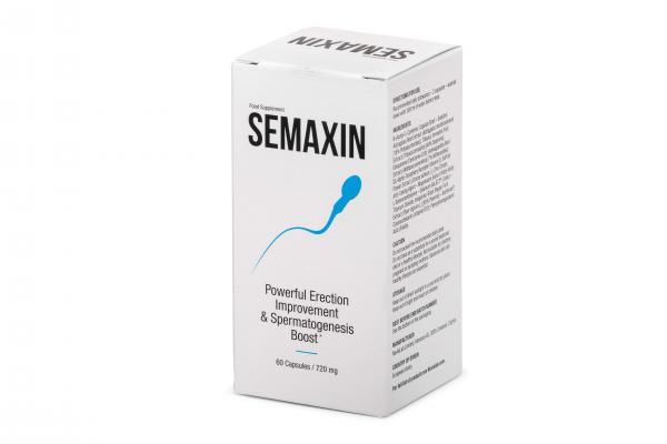 Suplement na potencje semaxin
